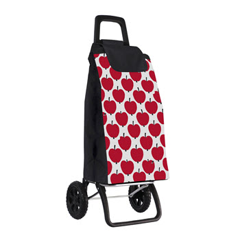 Finlayson Omppu Shopping Cart Red