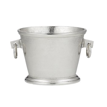 Society Home Ellison Aluminium Oval Beverage Cooler/Bucket 20 x 33 x 20cm