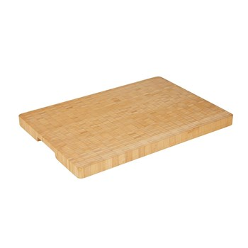 MasterPro Bamboo End-Grain Rectangular Board Medium 38 x 38cm