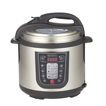MasterPro 12-in-1 Multicooker