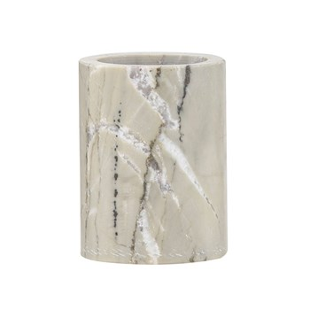 Amalfi Moncler Marble Toothbrush Holder 10cm Moss