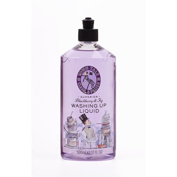 Town Talk Superior Washing Up Liquid Blackberry and Fig