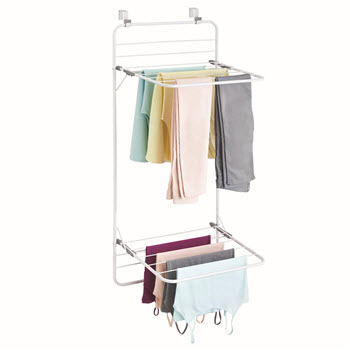 InterDesign Over The Door Brezio Drying Rack