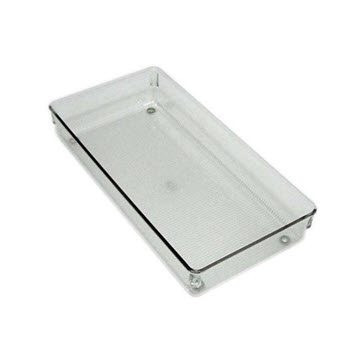 InterDesign Linus 30.5cm x 15cm Pantry / Drawer Organiser