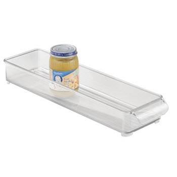 InterDesign 10cm Fridge Binz Fridge Organiser Tray