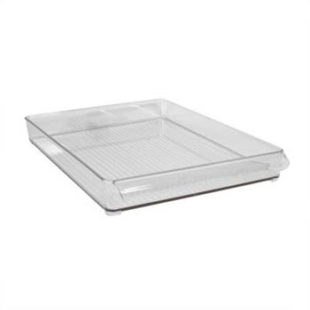 InterDesign 30.5cm Fridge Binz Fridge Organiser Tray