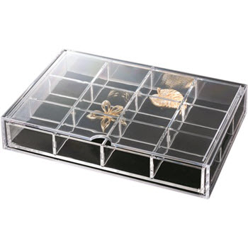 Urban Lines Glam Storage Drawer Stackable