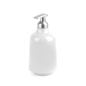 Umbra Step White Soap Dispenser