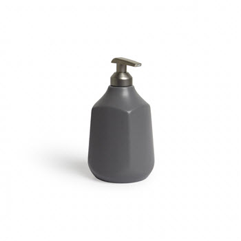 Umbra Corsa Charcoal Soap Dispenser