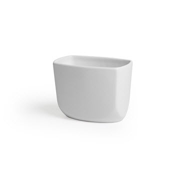 Umbra Corsa White Toothbrush Holder