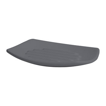 Umbra Corsa Charcoal Soap Dish