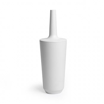 Umbra Corsa White Toilet Brush