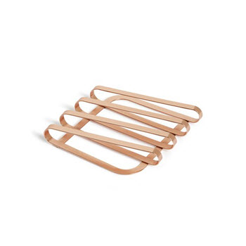 Umbra Pulse Copper Trivet