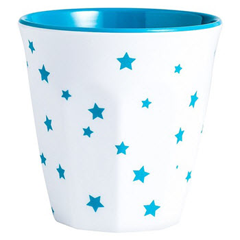 Barel Designs Cyan Star 260ml Tumbler