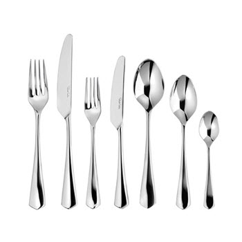 Robert Welch Westbury Bright Cutlery Set 56 Piece