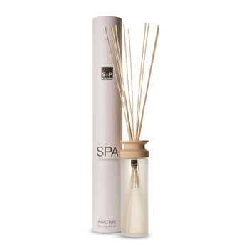 Salt & Pepper Spa Invictus 430ml Glass Diffuser