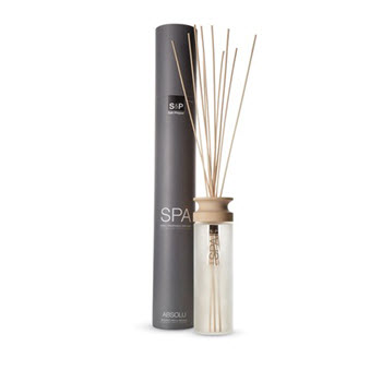 Salt & Pepper Spa Absolu 430ml Glass Diffuser Wood Lid