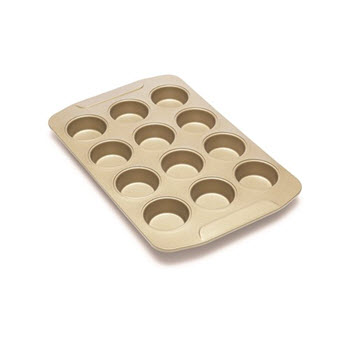 Salt & Pepper Royal Baking Company 41 x 27 x 2.6cm 12 Cup Muffin Pan