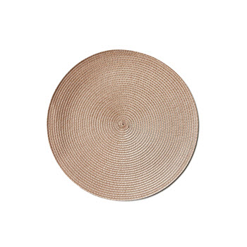 Salt & Pepper Paige Placemat Taupe