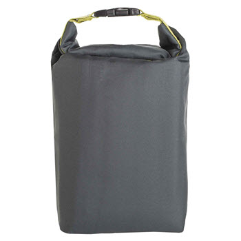 Re-Zip Click N Go Slate Grey Insulated Roll Top Bag