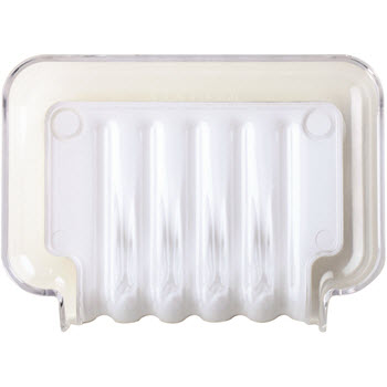 Better Living Bathroom Tickle Tray White