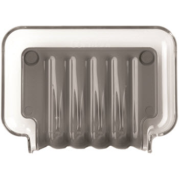 Better Living Bathroom Tickle Tray Grey