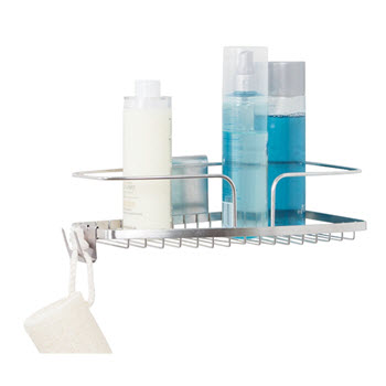 Better Living Bathroom FineLine Shower Caddy