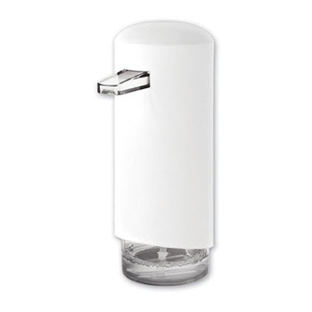 Better Living Bathroom Foam Pump Dispenser White
