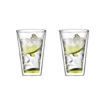 Bodum Canteen Double Wall Large set of 2 400ml