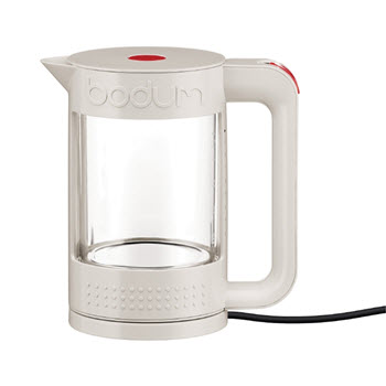 Bodum Bistro Electric Double Walled Kettle White