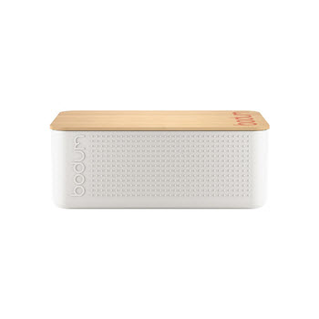 Bodum Bistro Bread Box Large Off White