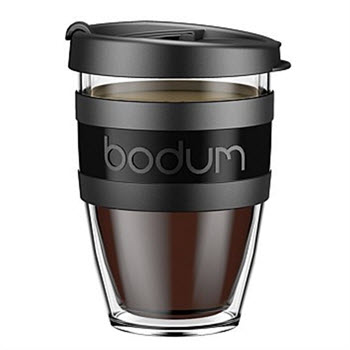 Bodum Joycup Travel Mug 300ml Black