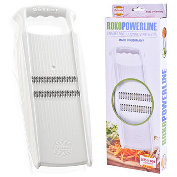 Borner Roko Powerline Julienne Slicer