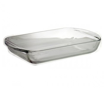 Anchor Hocking Fire-King 22 x 33cm Baking Dish 3L