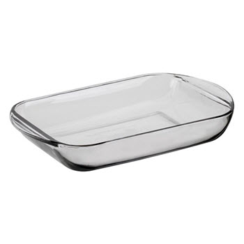 Anchor Hocking Fire-King 28 x 34cm  Baking Dish 4L