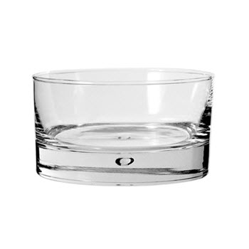 Durobor Disco 420ml Glass Dish Set of 4