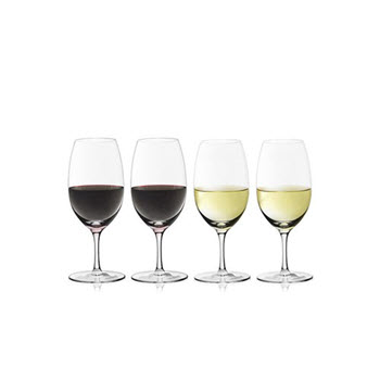 Plumm Outdoors 463ml Red or White Wine Glass Set of 4