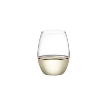 Plumm Vintage 398ml Stemless White+ Wine Glass Set of 4