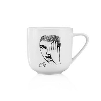 Carrol Boyes Eye For Detail Mug