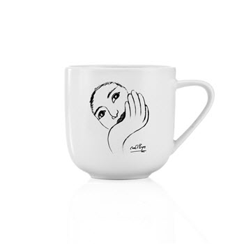 Carrol Boyes Face Fact Mug