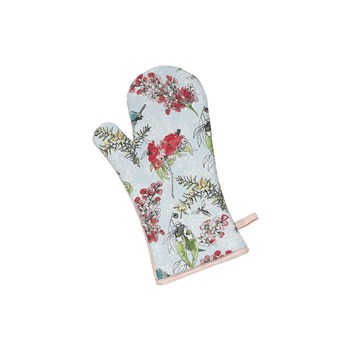 Ecology May Gibbs Blosson Oven Glove Blue & Pink