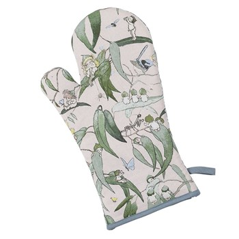 Ecology May Gibbs Gumnut Babies Cotton Oven Glove