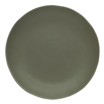 Ecology Sahara Palm Stoneware Dinner Plate 27cm Green