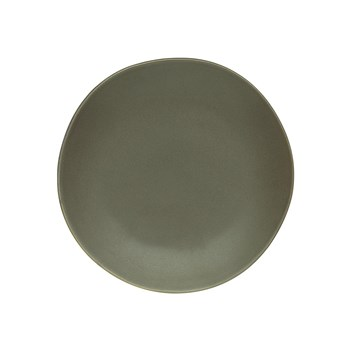 Ecology Sahara Palm Stoneware Side Plate 21cm Green