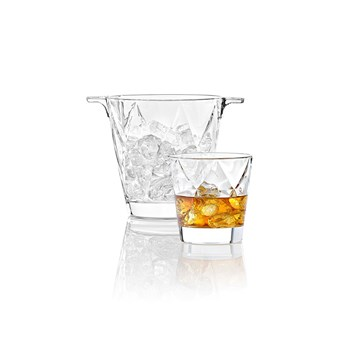 Vidivi Concerto 7 Piece Ice Bucket & Tumbler Set