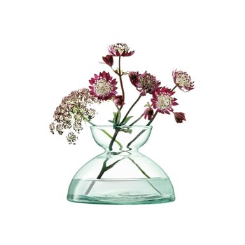 LSA Canopy Recycled Glass Vase 9.5cm