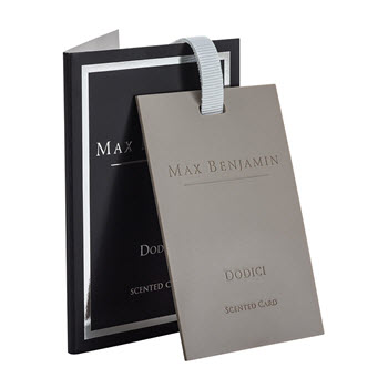 Max Benjamin Scented Cards Dodici