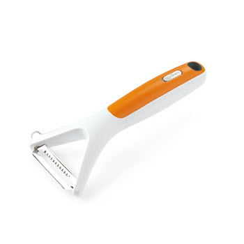 Zyliss Julienne Peeler Orange