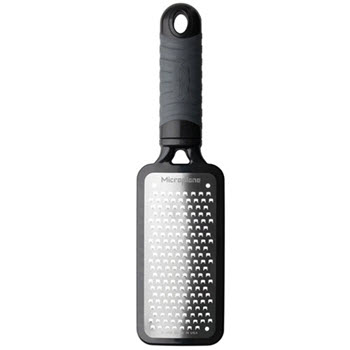 Microplane Black Home Series Coarse Grater