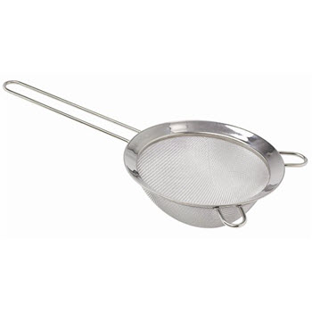 Metaltex 20cm Stainless Steel Strainer